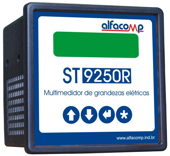Multimedidor elétrico ST9250R