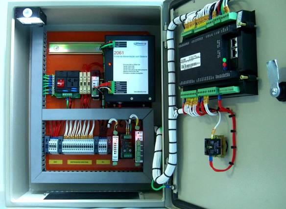 Unidade remota de telemetria