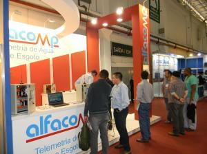 Alfacomp na FENASAN 2014 (40)